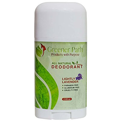 Best Alcohol Free Deodorants All Natural Deodorant by Greener Path