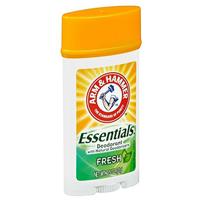 Best Aluminum Free Deodorants Arm & Hammer Essentials Fresh