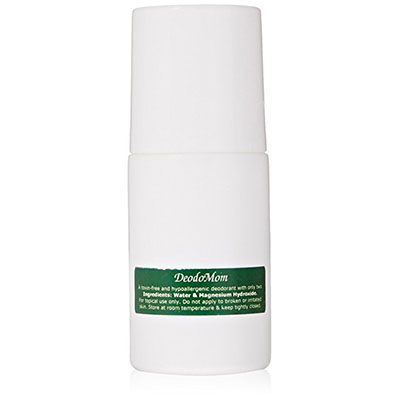 Best Hypoallergenic Deodorants DeodoMom Roll-on Hypoallergenic Lotion Deodorant
