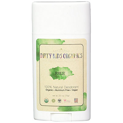 Best Deodorants for Kids Dirty Kids Organics