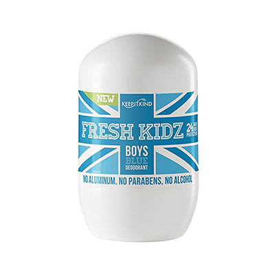 Best Deodorants for Kids