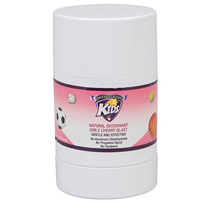 Best Deodorants for Kids Junior Varsity Naturals