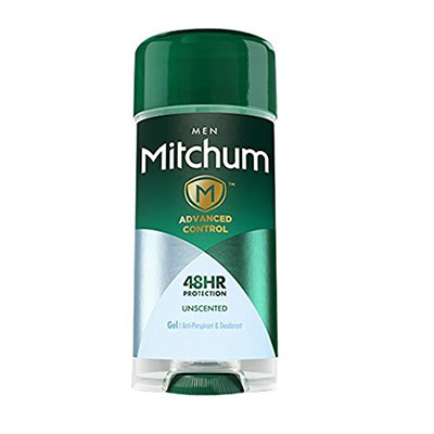 Best Unscented Deodorants Mitchum Gel Unscented Deodorant