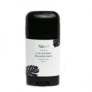 Best Hypoallergenic Deodorants Nalani All-Natural Deodorant for Men & Women 2.7