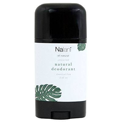 Best Aluminum Free Deodorants Nani Naturals Truly All-Natural Unscented