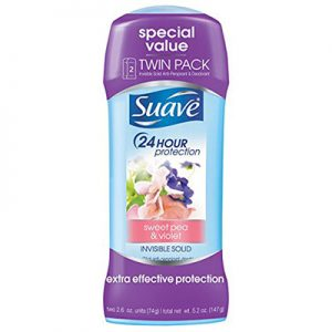 Best Deodorants for Sensitive Skin Suave Shower Fresh two pack