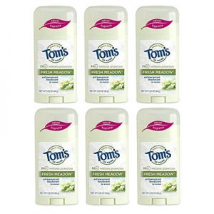 Best Antiperspirants for Women Tom's of Maine Women's Antiperspirant Deodorant Stick 6pack