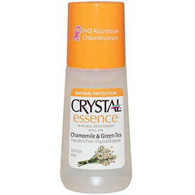 Best Deodorants Without Antiperspirant Crystal Deodorant