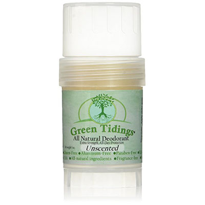 Best Odorless Deodorants Green Tidings All Natural Deodorant