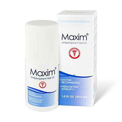 Best Roll On Deodorants Maxim Prescription Strength Deodorant