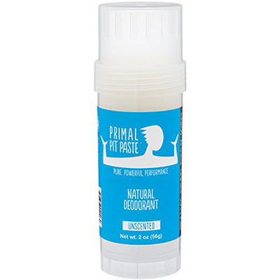 Best Odorless Deodorants Primal Pit Paste