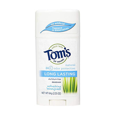Tom's of Maine Natural Long Lasting Deodorant Stick Review